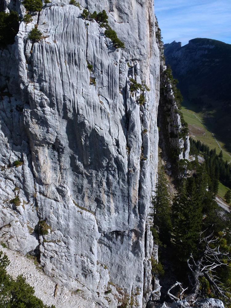 Kalte Wand Wildhuser Schafberg